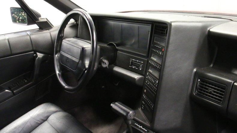 1992 Cadillac Allante 54