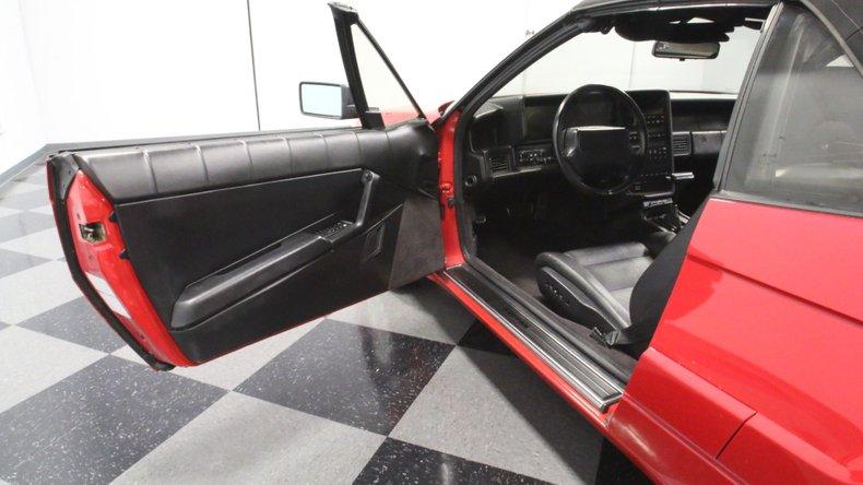 1992 Cadillac Allante 40