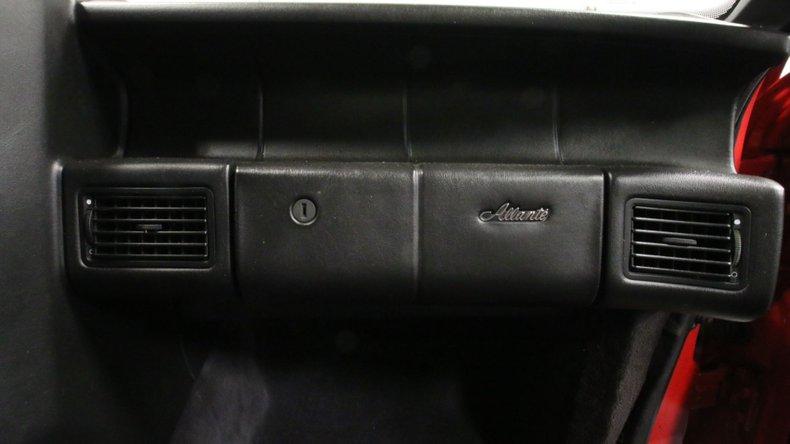 1992 Cadillac Allante 55