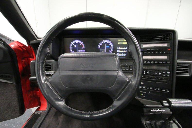 1992 Cadillac Allante 43