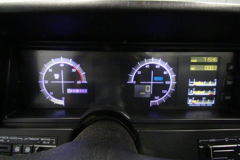 1992 Cadillac Allante 44