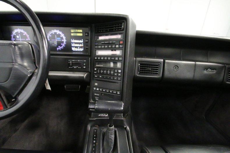 1992 Cadillac Allante 49
