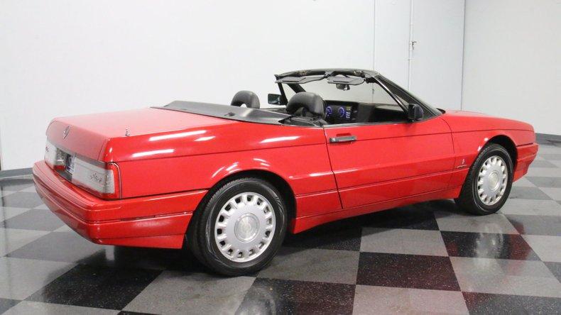 1992 Cadillac Allante 14