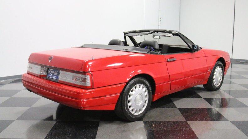 1992 Cadillac Allante 13