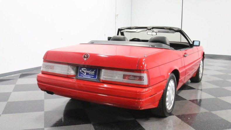 1992 Cadillac Allante 12