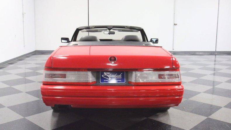 1992 Cadillac Allante 11