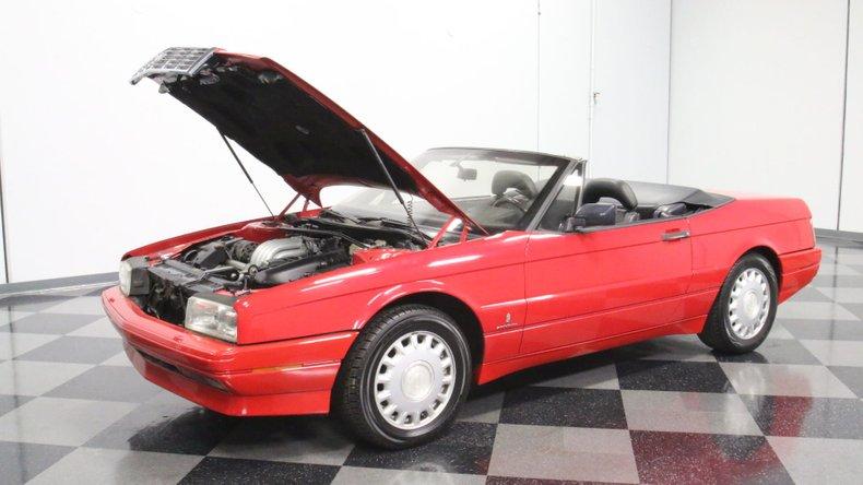 1992 Cadillac Allante 33
