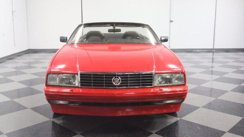 1992 Cadillac Allante 19