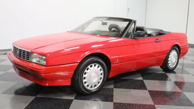 1992 Cadillac Allante 6