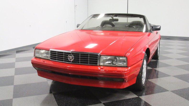 1992 Cadillac Allante 20