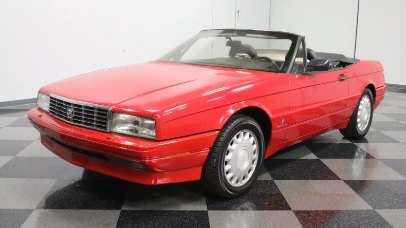 1992 Cadillac Allante 5