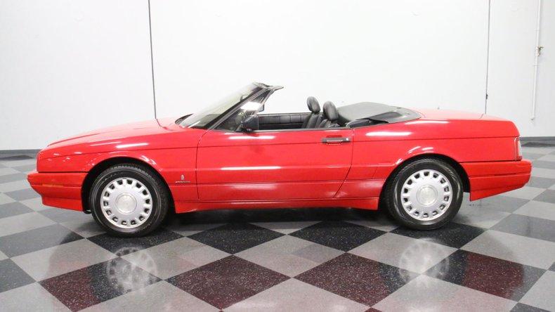 1992 Cadillac Allante 7