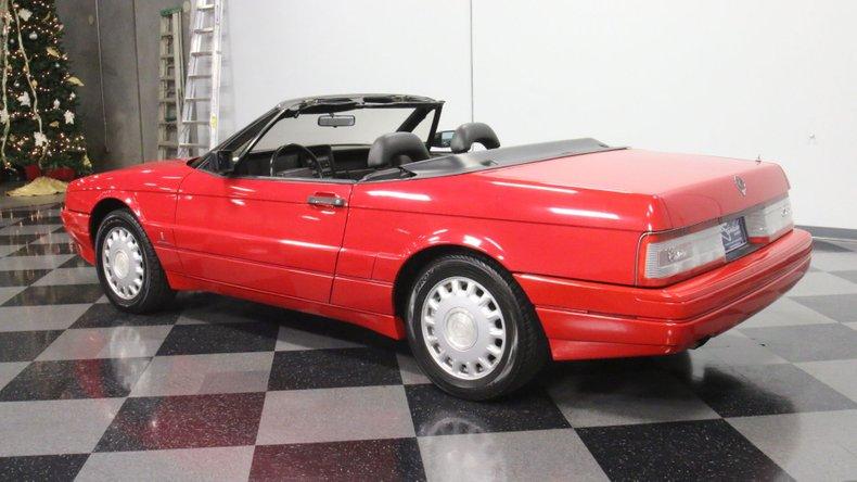 1992 Cadillac Allante 8