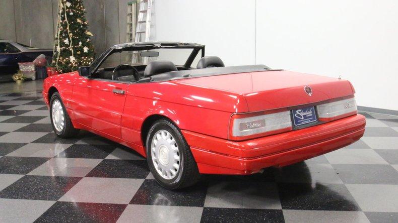 1992 Cadillac Allante 9