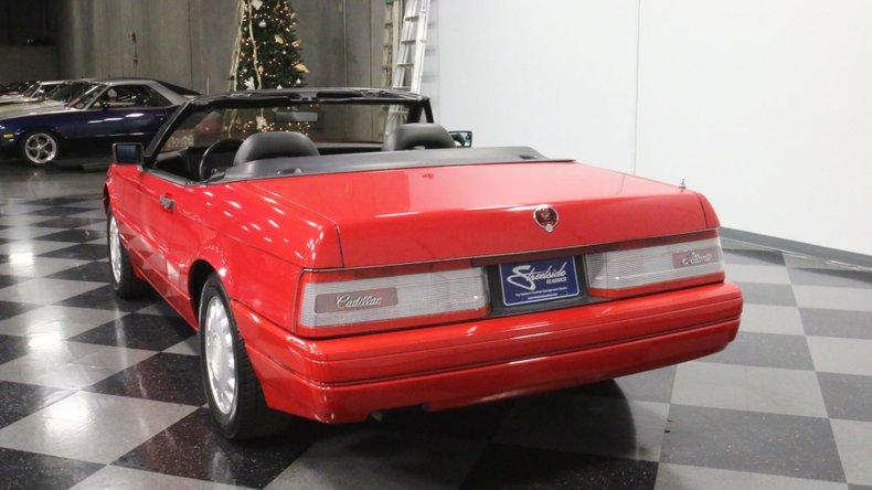 1992 Cadillac Allante 10