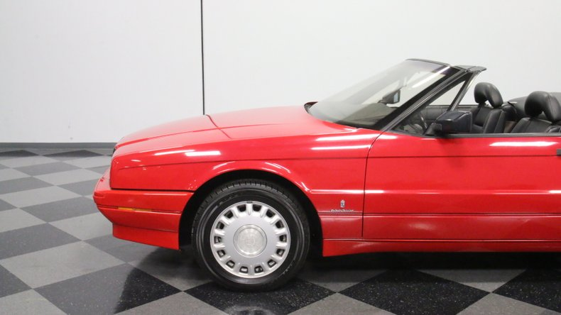 1992 Cadillac Allante 25
