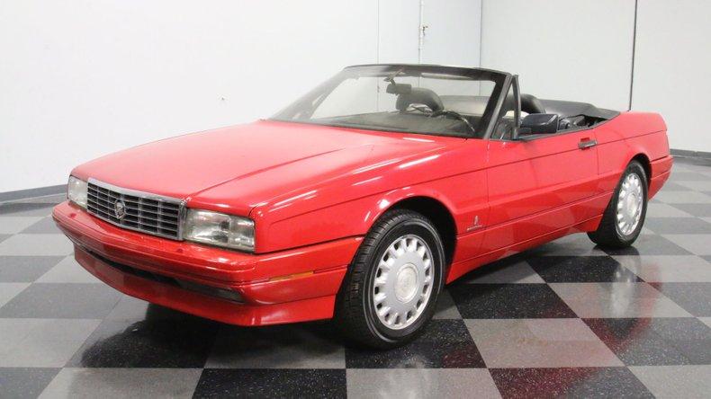 1992 Cadillac Allante 21