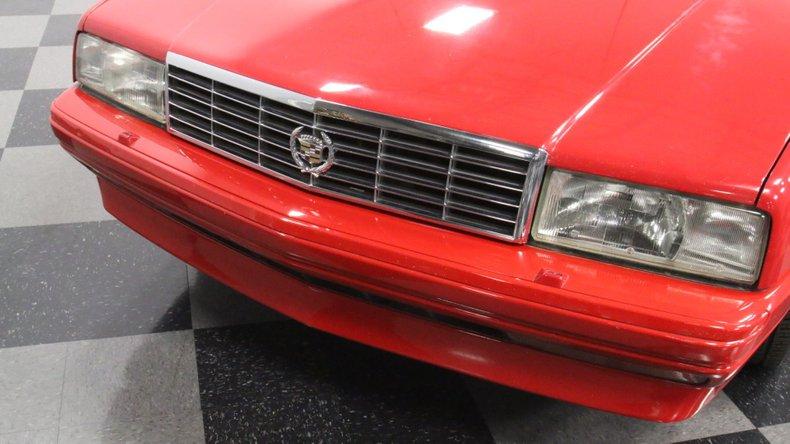1992 Cadillac Allante 22