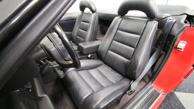 1992 Cadillac Allante 47
