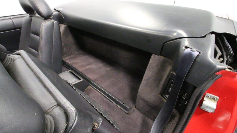 1992 Cadillac Allante 48