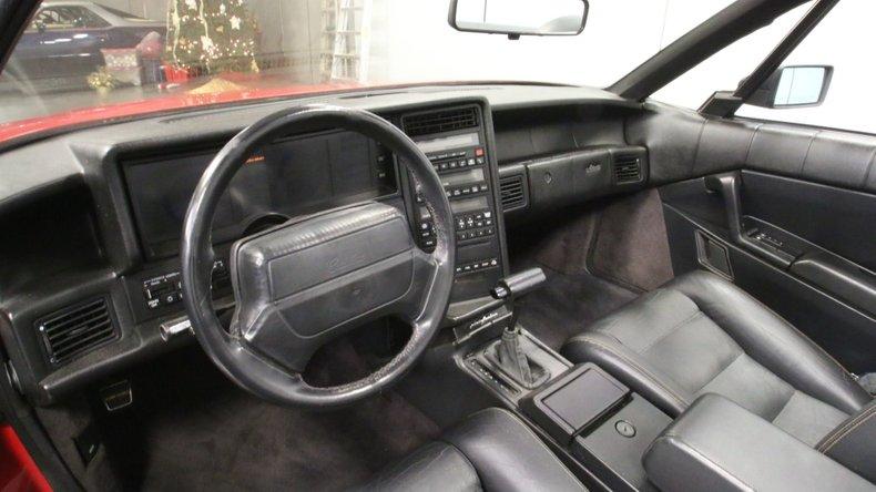 1992 Cadillac Allante 42