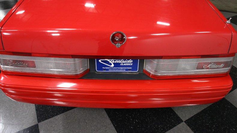1992 Cadillac Allante 69