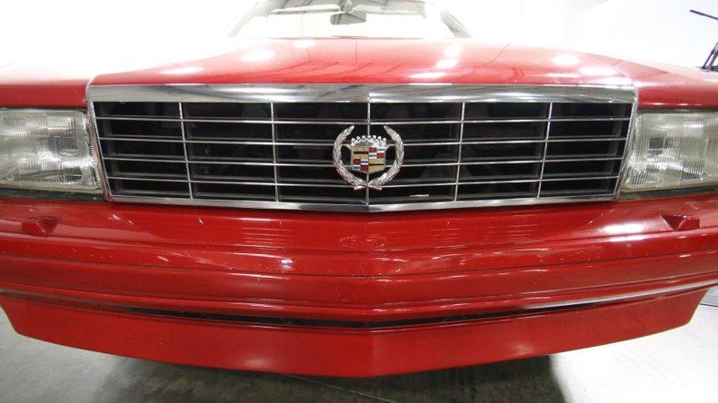 1992 Cadillac Allante 68