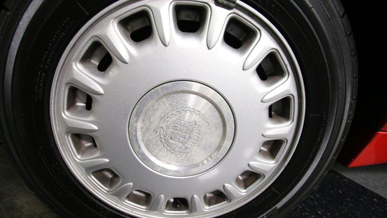 1992 Cadillac Allante 67