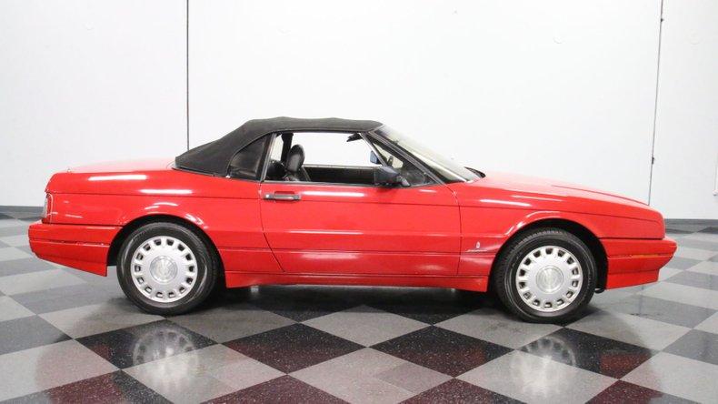 1992 Cadillac Allante 31
