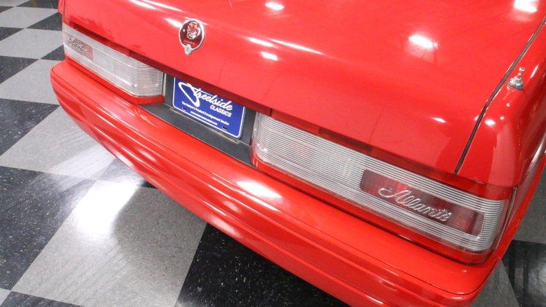 1992 Cadillac Allante 29