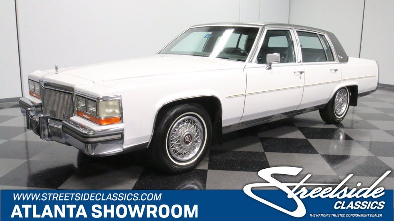 For Sale: 1989 Cadillac Brougham