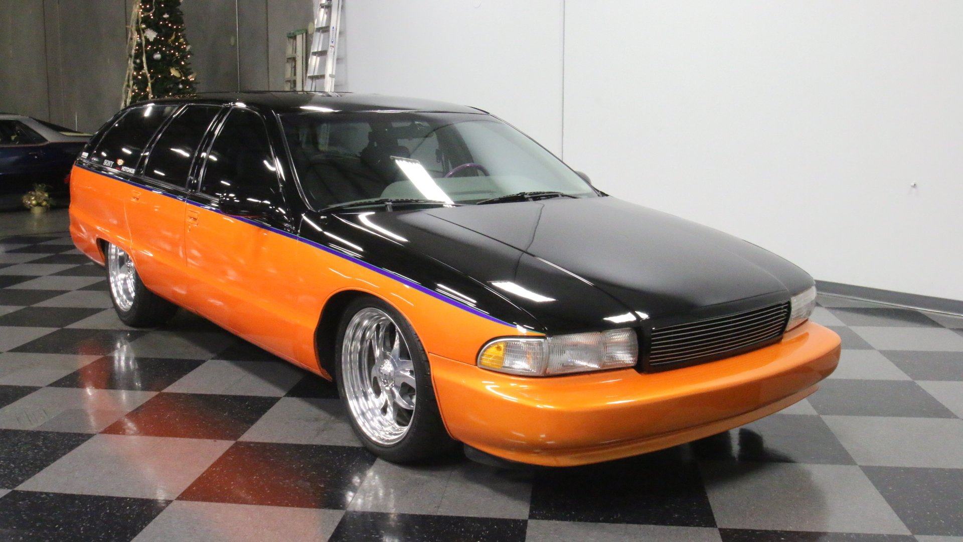 1992 Chevrolet Caprice   Streetside Classics - The Nation's Trusted