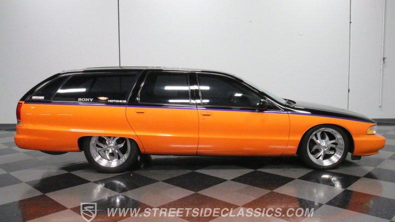1992 Chevrolet Caprice Custom Wagon For Sale   AllCollectorCars com