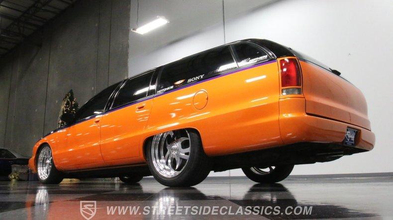1992 Chevrolet Caprice Custom Wagon For Sale | AllCollectorCars com