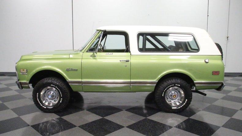 1972 Chevrolet K5 Blazer For Sale   AllCollectorCars com