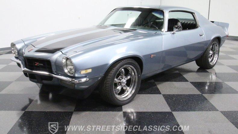 For Sale: 1972 Chevrolet Camaro