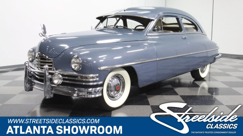 For Sale: 1950 Packard Eight
