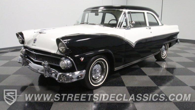 For Sale: 1955 Ford Customline