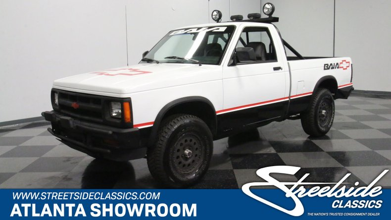 For Sale: 1989 Chevrolet S-10
