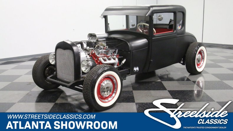 For Sale: 1929 Ford Coupe
