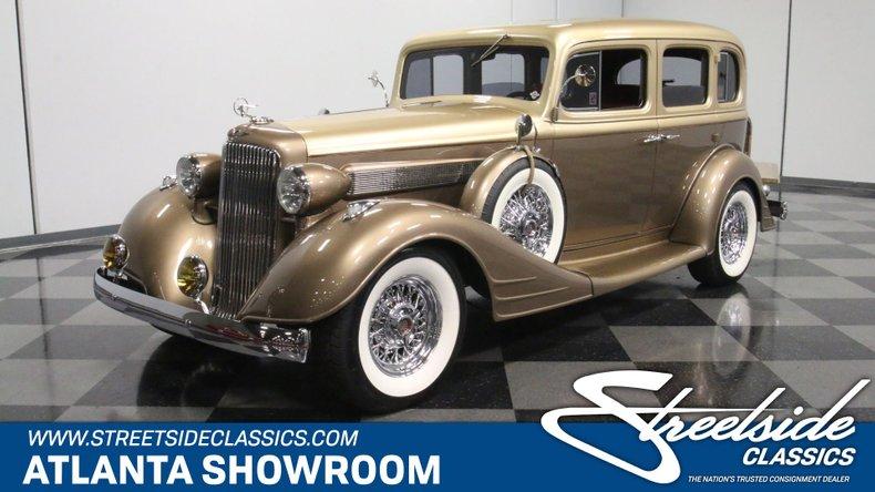 For Sale: 1934 Pontiac Sedan