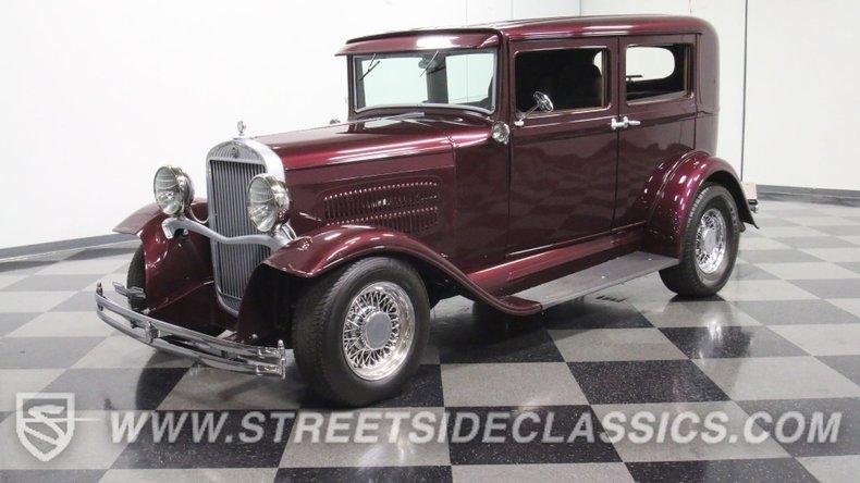 For Sale: 1931 Essex Sedan