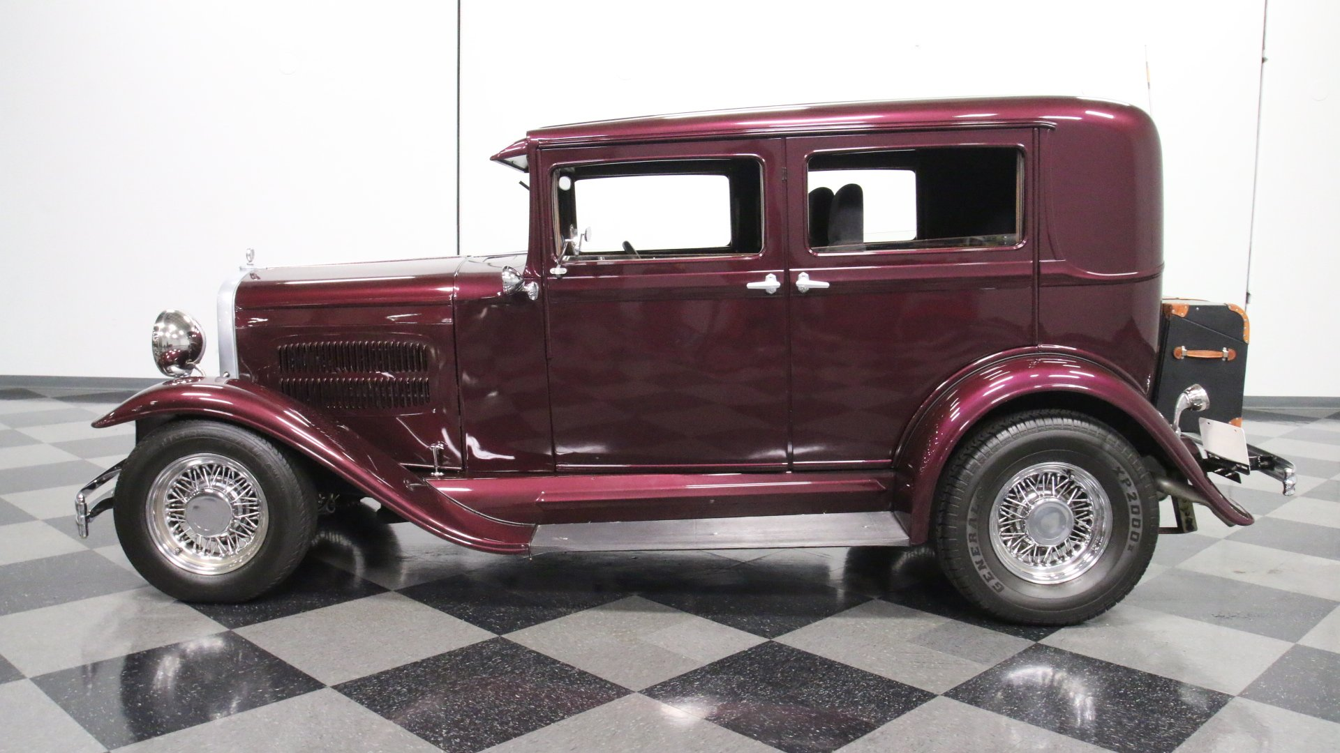 1931 essex sedan
