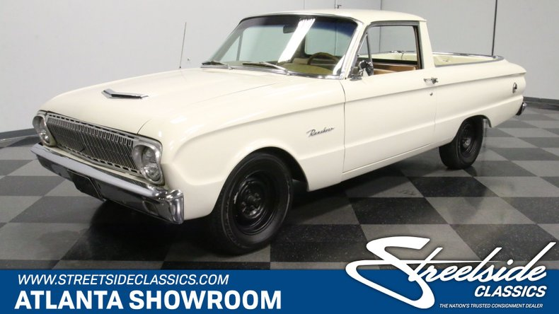 For Sale: 1962 Ford Falcon