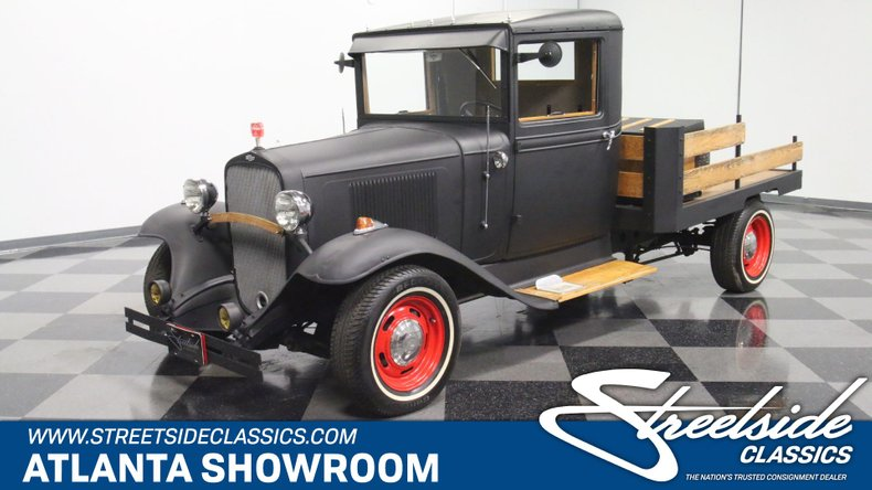 1933 Chevrolet Pickup For Sale