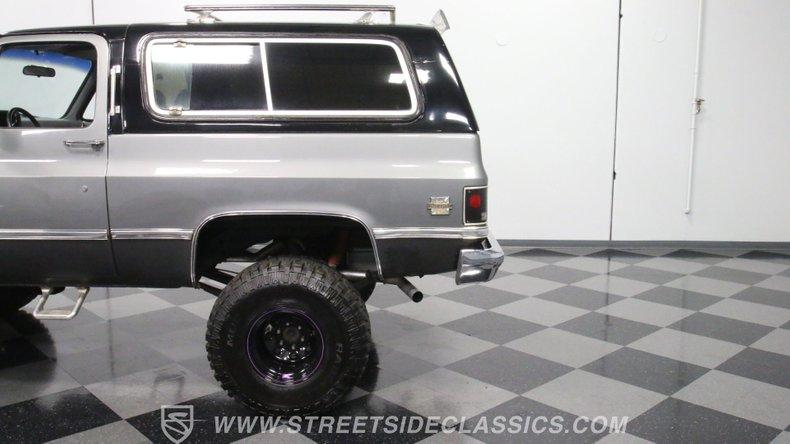 1986 Chevrolet K5 Blazer For Sale   AllCollectorCars com