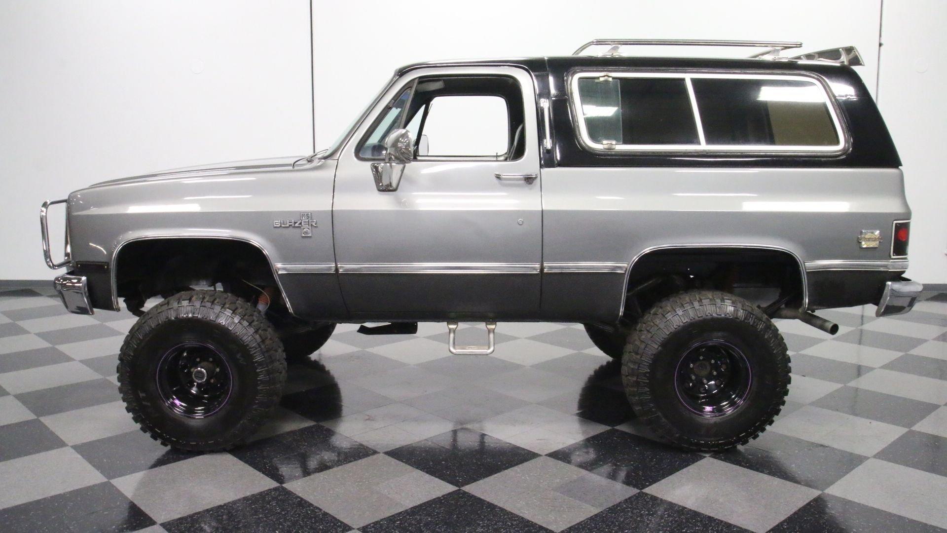 1986 chevrolet blazer k5 4x4