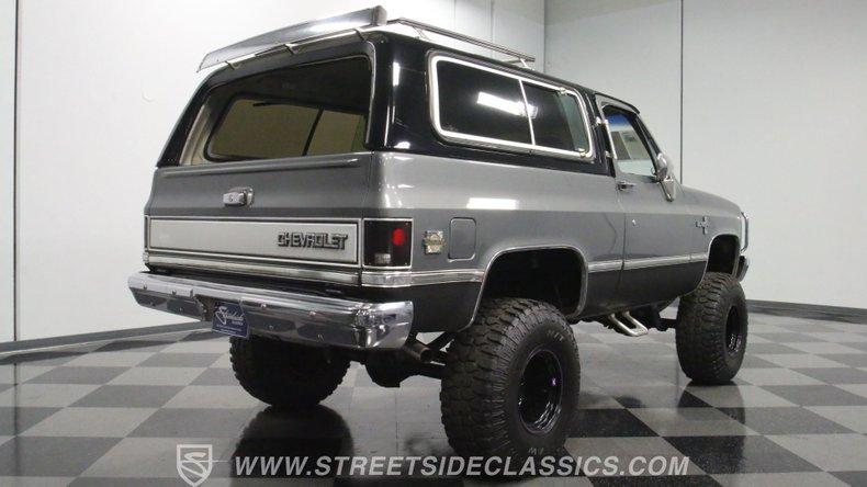1986 Chevrolet Blazer K5 4x4 for sale #64412 | Motorious