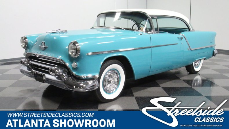 For Sale: 1954 Oldsmobile 88