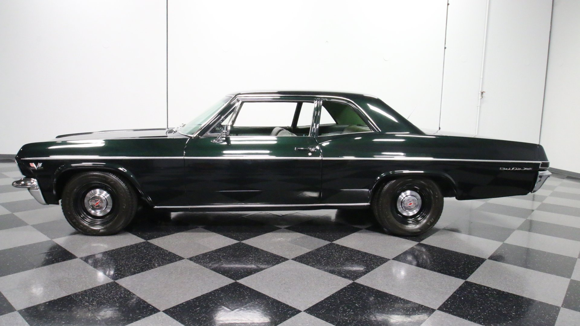 1965 chevrolet bel air 2 door sedan